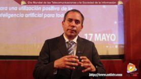 Entrevista: José Oliden Martinez, Director Ejecutivo de INICTEL- UNI, en el Dia Mundial de las Comunicaciones y TIC.