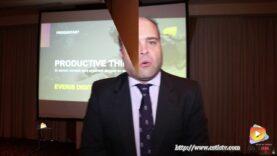 Entrevista: Rodrigo Teixeira Catalan de Everis sobre el pensamiento productivo.