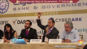 "Evento ""7° Congreso Cybersecurity Bank & Government"" – Perú 2018."