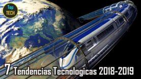 7 Tendencias Tecnológicas para este 2018-2019.
