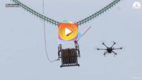 drones cables