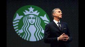 Howard Schultz, patrón de Starbucks, abandona el barco rumbo a la política.
