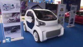 Nuevo modelo de auto impreso en 3D se producirá en masa en 2019.