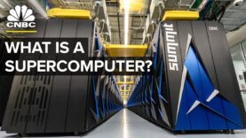 ¿Qué es una supercomputadora?