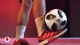 VO 2018 FIFA copa del mundo: la tecnología detrás de Telstar 18, la bola de la Copa del mundo.
