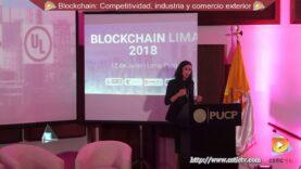 Blockchain Competitividad, industria y comercio exterior.