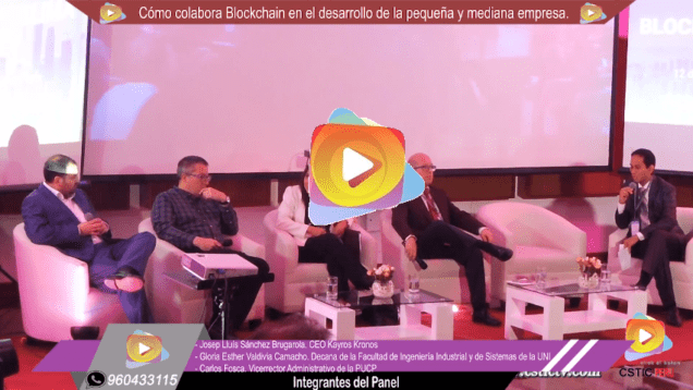 como colaborar con blockchain