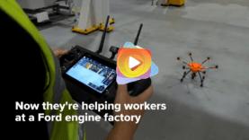 drones fabrica