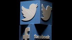 Facebook y Twitter bloquean campañas de hackers de Irán y Rusia.