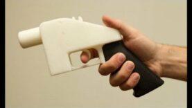 La Justicia de EEUU bloquea la distribución de manuales para imprimir armas 3D.