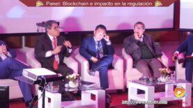 Panel: Blockchain e impacto en la regulación.