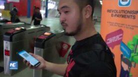 Sistema chino de pagos móviles llega a Malasia.