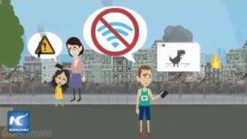 Surge aplicación para enviar mensajes durante catástrofes.