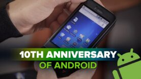 Android cumple 10 años.
