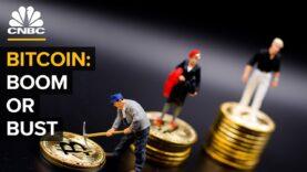 Bitcoin: Boom or Bust.