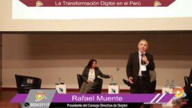 Ciberseguridad, Inteligencia Artificial, (IoT) y Transformación Digital son los temas que trataron en el IV Encuentro Nacional Democracia Digital.