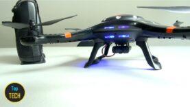 El Mejor Drone BARATO con Cámara HD 2018.