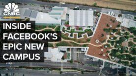 Facebook dentro en la expansión con nuevas oficinas.