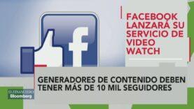 Facebook quiere competir con YouTube con videoplataforma.