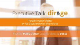 Opinión: La transformación digital de los departamentos financieros.