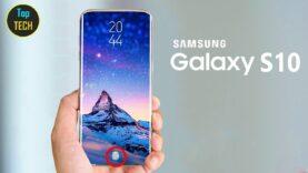 Samsung Galaxy S10, Nuevo procesador Qualcomm Snadrogon 855.