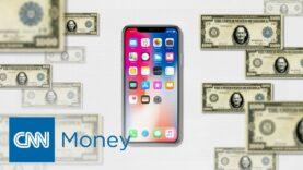 Cuánto dinero gana gana Apple en iPhones.