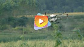 dron agricula