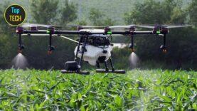 El Mejor Drone Para Uso Agrícola – DJI AGRAS MG-1S.
