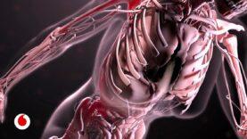 El superordenador que fabrica humanos virtuales para probar medicinas.