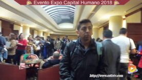 Evento Expo Capital Humano 2018.