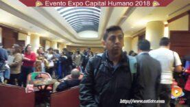 Evento Expo Capital Humano 2018.