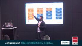Jornadas de Transformación digital Blockchain Fintech.