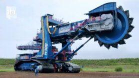 10 Máquinas Industriales más Sorprendentes del mundo