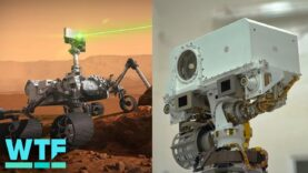 Conoce el rover Mars 2020 que se lanzará este año para el espacio