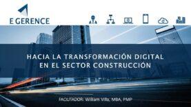 Hacia la Transformación Digital en el Sector Construcción