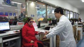 Nuevos dispositivos ayudan a pacientes ciegos a seguir recetas en China