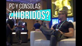 ¡PC y Consola en un mismo gabinete! – CES 2020