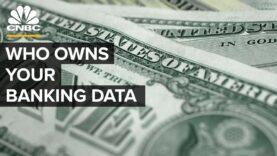 ¿Quién posee sus datos bancarios?