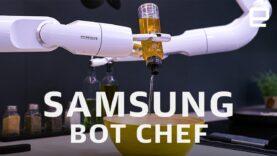 Samsung presenta su robot Chef – CES 2020