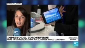 Informe desde Barcelona: El coronavirus obligo a cancelar el Mobile World Congress