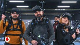 Los juegos de realidad virtual con amigos, un plan perfecto