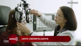 Nuevos lentes de contacto inteligentes tienen pantalla de realidad virtual