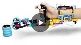 Robotix: El LEGO que enseña robótica a los Niños