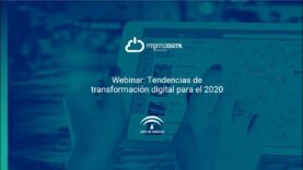Tendencias de transformación digital para el 2020