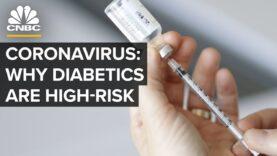 ¿Por qué el coronavirus es peligroso para los diabéticos?