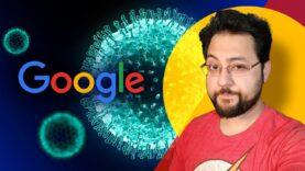 ¿Qué está haciendo Google sobre el coronavirus?