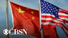 Las tensiones entre Estados Unidos y China se intensifican por la respuesta de COVID-19