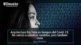 Arquitectura Big Data en tiempos del Covid-19