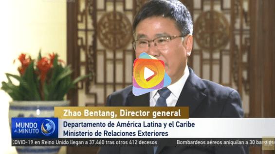 China copera sobre la propagación de la epidemia de COVID-19 en América Latina y el Caribe