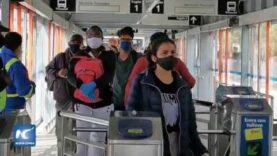 Instalan cámara térmica para detección de coronavirus en sistema masivo de transporte de Bogotá